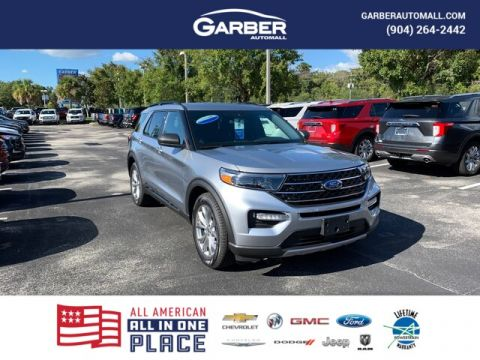 New 2020 Ford Explorer XLT, 202A, 360 Assist, Remote Start, NAV With Navigation
