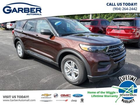 New 2020 Ford Explorer XLT, 200A, Tow Package, 360 Assist RWD SUV