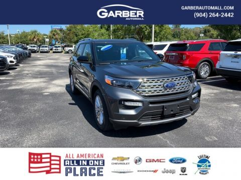 New 2020 Ford Explorer Limited, 300A, Moonroof, Tow Package, 20 Wheels""