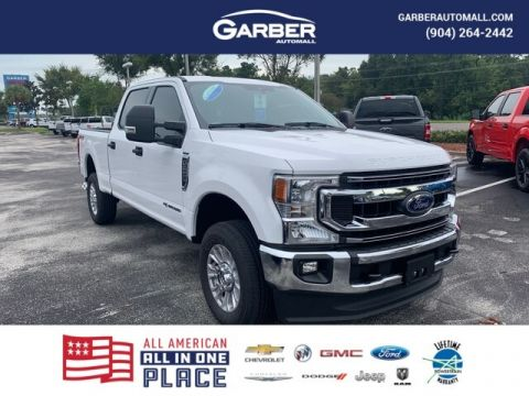 2020 Ford F-250SD XLT 4WD