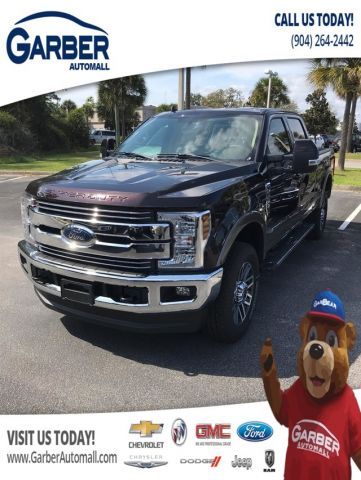 New 2019 Ford F-250 LARIAT With Navigation & 4WD