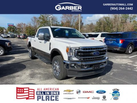 New 2020 Ford F-250SD Lariat, 608A, NAV, Remote Start, V8 Diesel 4WD