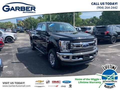 New 2019 Ford F-350 XLT, Diesel. Prem Package, FX4, NAV 4WD