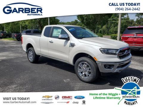 2019 Ford Ranger Lariat, Navigation, Leather