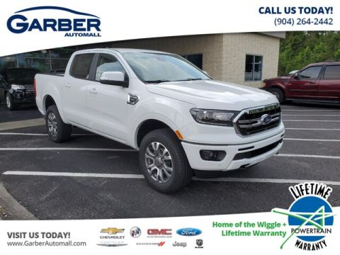 2019 Ford Ranger Lariat, Leather, Navigation