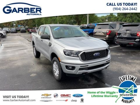 2019 Ford Ranger XLT, Tow Package, Locking Differential