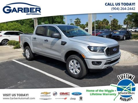 2019 Ford Ranger XLT, Sync 3, Tow Package