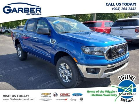 2019 Ford Ranger XLT, Chrome + Tow Package