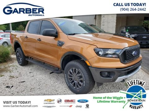 2019 Ford Ranger XLT, Sport Package, FX4 4WD