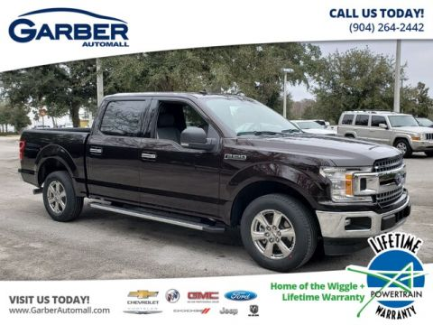 New 2019 Ford F-150 XLT CREW CAB 301A