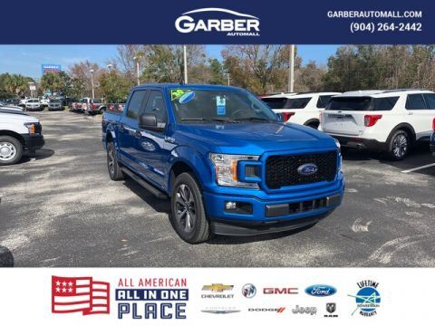 New 2020 Ford F-150 XL, 101A, Ecoboost, Tow Pkg, Running Boards RWD 4D SuperCrew