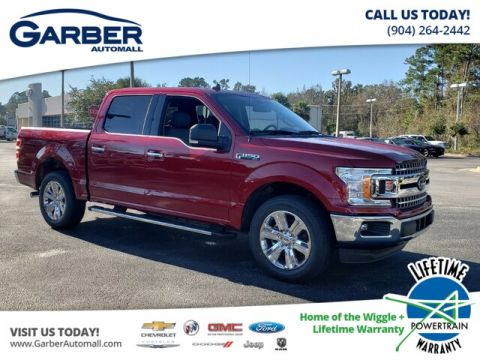 2019 Ford F-150 XLT CREW CAB 302A ECOBOOST