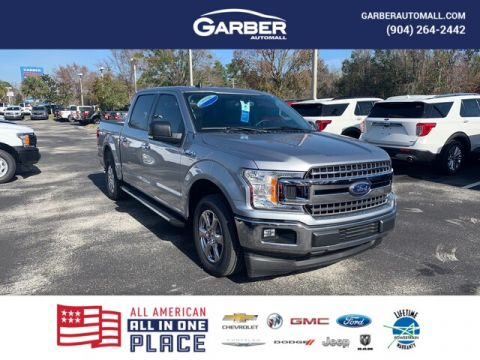 New 2020 Ford F-150 XLT, 302A, NAV, Flex Fuel, V8 RWD 4D SuperCrew