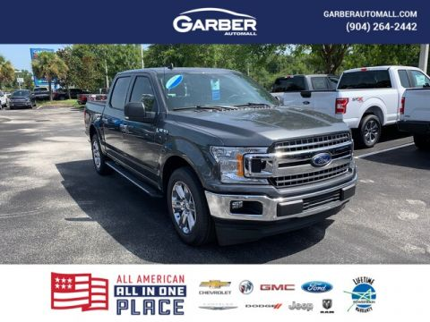 2019 Ford F-150 XLT, 302A, Chrome Package, Tow Package