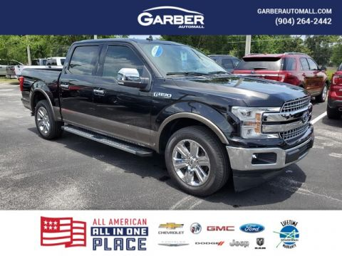 New 2019 Ford F-150 Lariat, V8, Moonroof, NAV, Tow Package RWD 4D SuperCrew