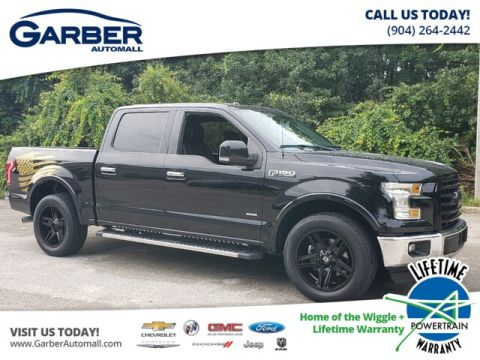 Pre-Owned 2016 Ford F-150 Lariat RWD Truck