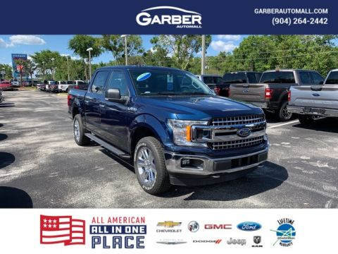 2020 Ford F-150 XLT, V6 Ecoboost, NAV, Remote Start, 302A 4WD