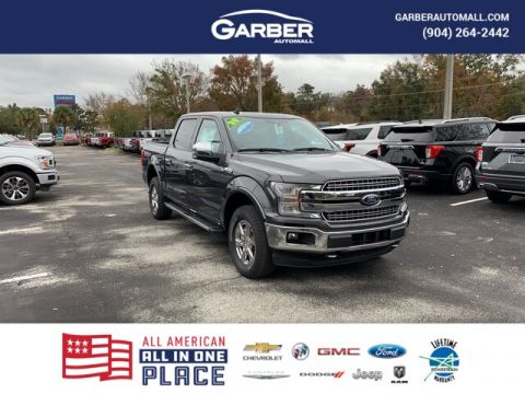 New 2020 Ford F-150 Lariat, 502A, Remote Start, Heated Steering, NAV, 4WD