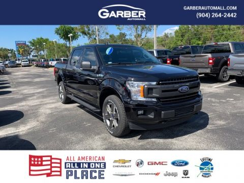 2020 Ford F-150 XLT, 302A, Moonroof, V8, NAV, Tow Package 4WD