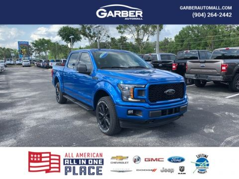 2020 Ford F-150 XLT, Ecoboost, NAV, Remote Start 4WD