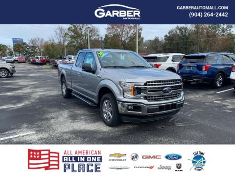 2020 Ford F-150 XLT, 302A, NAV, Ecoboost
