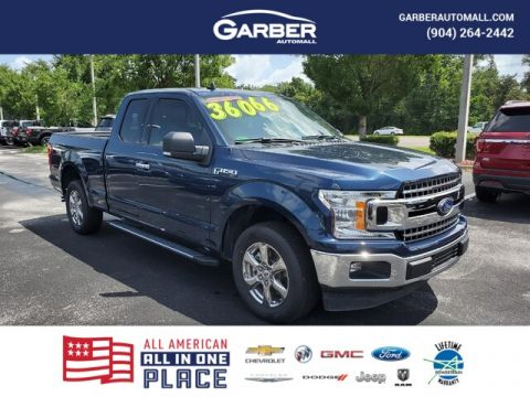 2019 Ford F-150 XLT, 302A, Tow Package, NAV