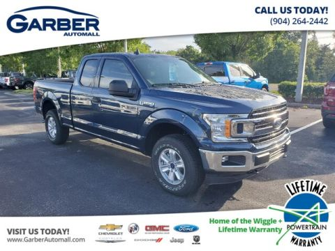 2019 Ford F-150 XLT 4WD