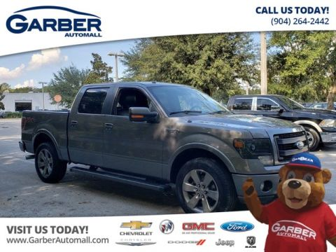 Pre-Owned 2013 Ford F-150 FX2 w/Leather