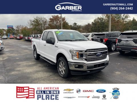 2020 Ford F-150 XLT, Ecoboost, NAV, Chrome Step Bars 4WD