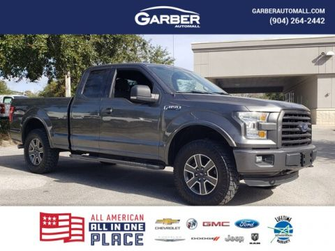 Pre-Owned 2015 Ford F-150 XLT SPORT 4WD