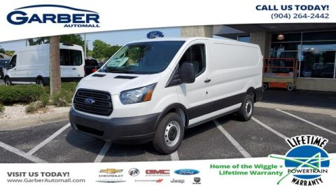 New 2019 Ford Transit-150 w/60/40 Pass-Side Cargo Doors