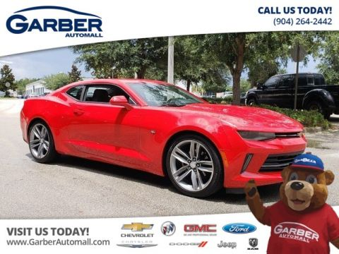 Pre-Owned 2018 Chevrolet Camaro 1LT W/RS Package Sunroof