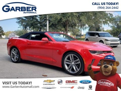 Certified Pre-Owned 2018 Chevrolet Camaro 1LT w/RS Package