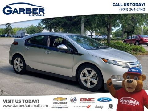Pre-Owned 2013 Chevrolet Volt STD