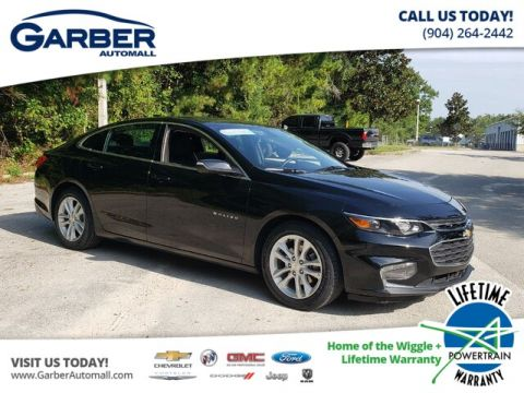 Certified Pre-Owned 2016 Chevrolet Malibu LT w/1LT FWD Sedan
