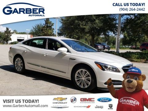Certified Pre-Owned 2018 Buick LaCrosse Essence Certified