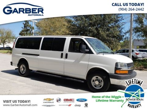 Pre-Owned 2014 Chevrolet Express 3500 LT w/1LT
