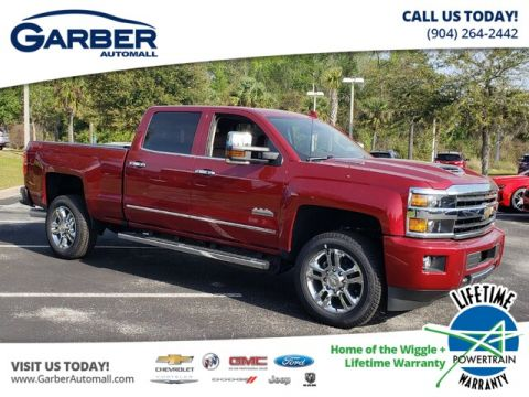 2019 Chevrolet Silverado 2500HD High Country 4WD