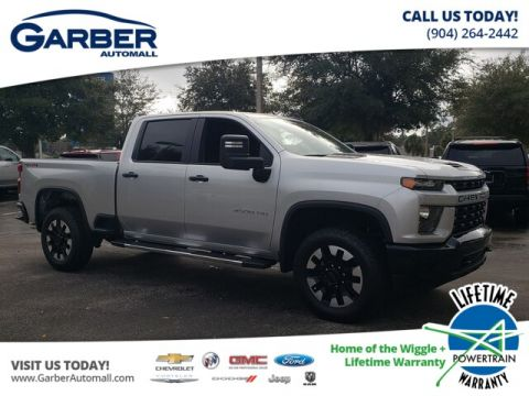 2020 Chevrolet Silverado 2500HD Custom 4WD