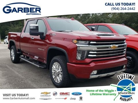 2020 Chevrolet Silverado 2500HD High Country With Navigation & 4WD