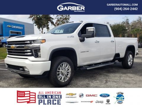 2020 Chevrolet Silverado 3500HD High Country With Navigation & 4WD
