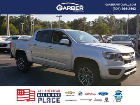 New 2020 Chevrolet Colorado WT, Bedliner, Keyless Entry, 18 Wheels