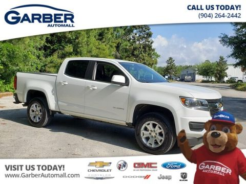 Pre-Owned 2019 Chevrolet Colorado LT RWD Truck