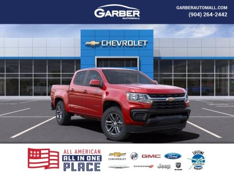 2021 Chevrolet Colorado LT
