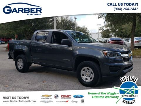 2016 Chevrolet Colorado WT 4WD