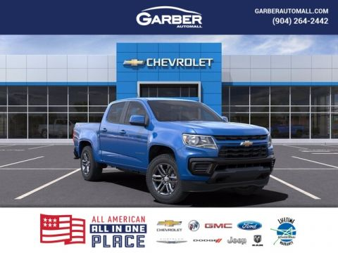 2021 Chevrolet Colorado Work Truck 4WD