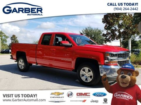 Certified Pre-Owned 2018 Chevrolet Silverado 1500 LT Certified 4WD
