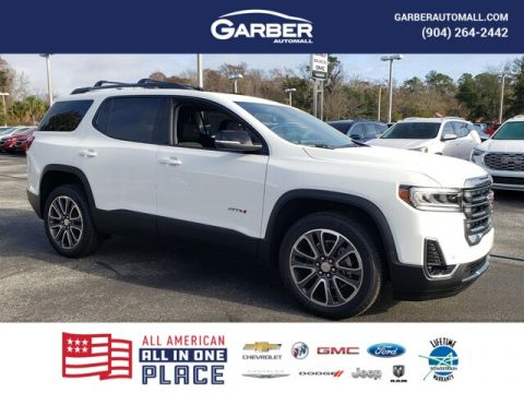 New 2020 GMC Acadia AT4 AWD