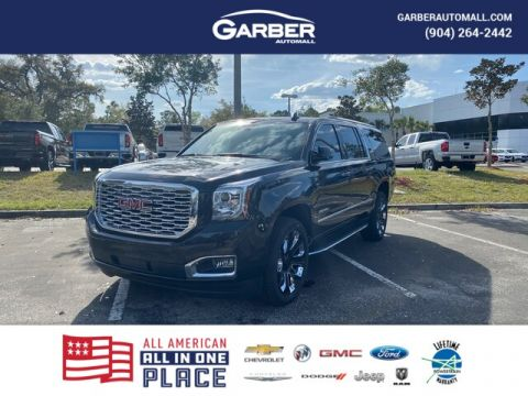 2020 GMC Yukon XL Denali With Navigation & 4WD