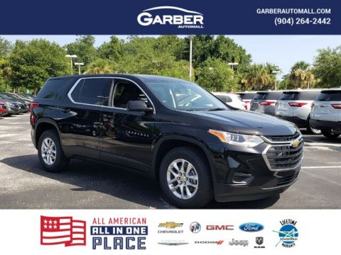New 2020 Chevrolet Traverse LS, Camera, Keyless Entry FWD 4D Sport Utility